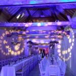 Ambiance lumière mariage